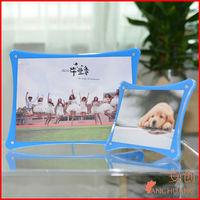 Acrylic Cube Photo Frame_acrylic Fridge Magnet Photo Frame_acrylic ...