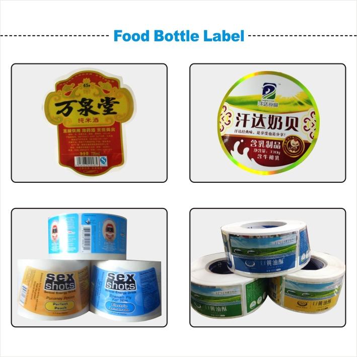 Roll Vinyl Plastic Label HolderEasy Peel Off Customized Plastic - Custom vinyl stickers easy peel off