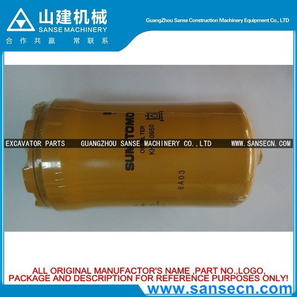 689-29201000 Khj10950 Hydraulic Oil Filter