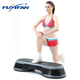 Aerobic Step Board Gym Equipment Cheap Fitness Used Adjustable Aerobic Step,Fitness Step with Adjustable riser