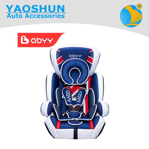 2017 Wholesale Safety Kids Children Baby Car Seat For New Born To 4 Yrs 0-18kg Children