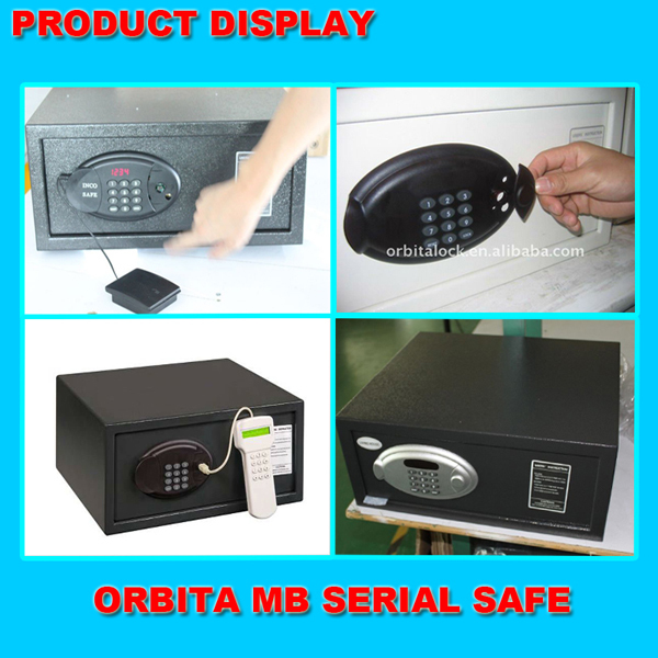 Hotel Room Electronic Security Safety Deposit Box - Buy Hotel Safety  Deposit Box,Hotel Security Safe Box,Hotel Electronic Safe Box Product on