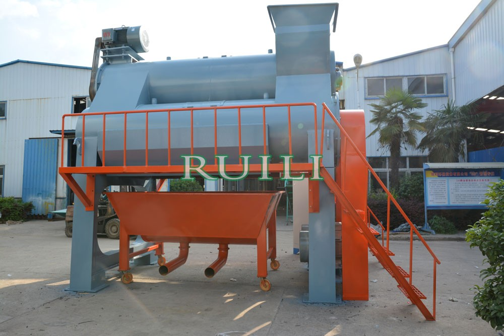 Pet Bottle Washing And Pelleting Machine Plastic Bottle