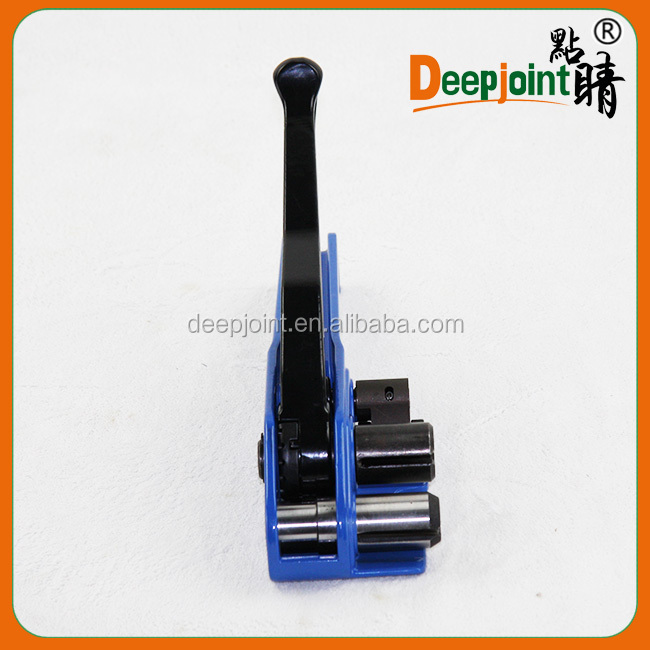 A333 model manual sealless steel strapping tools without buckles