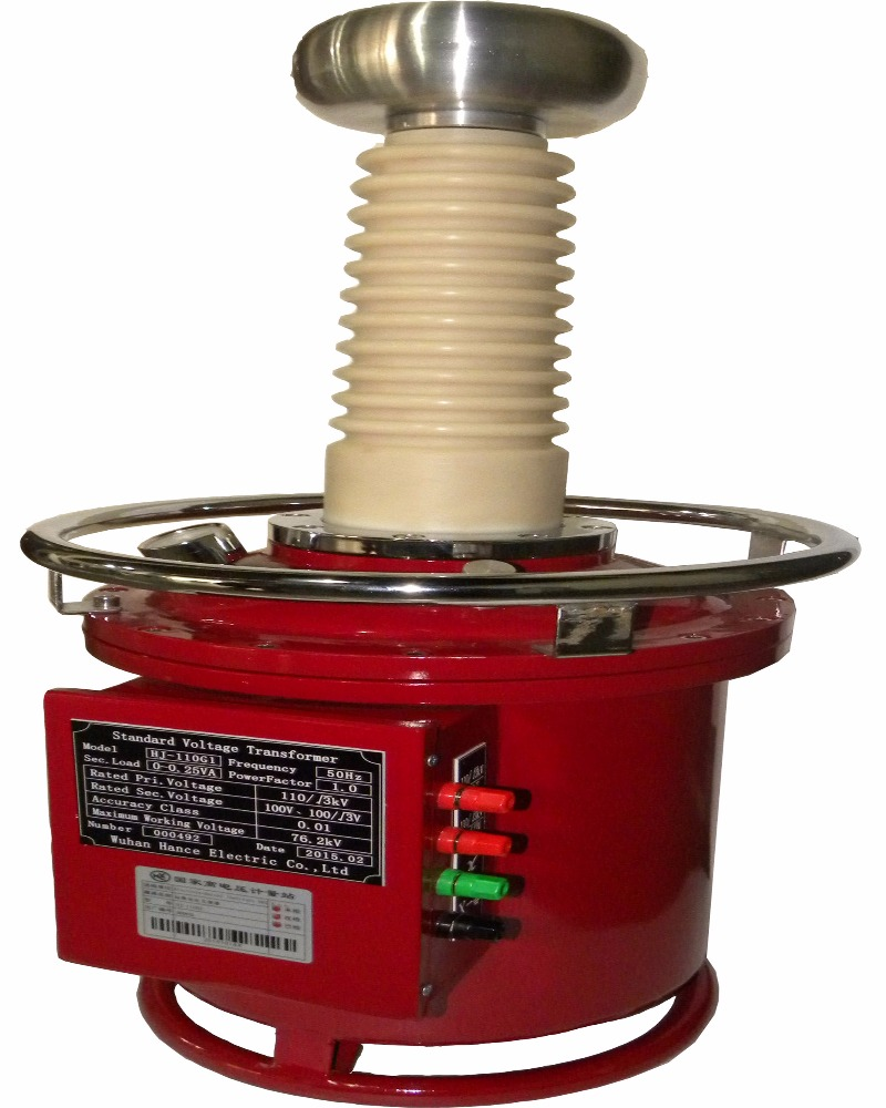 110kV, 0.02 Class Standard Voltage Transformer