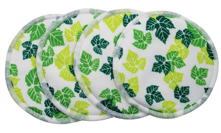 Suppliers woman nursing pad and reusable mommy breast pad over night