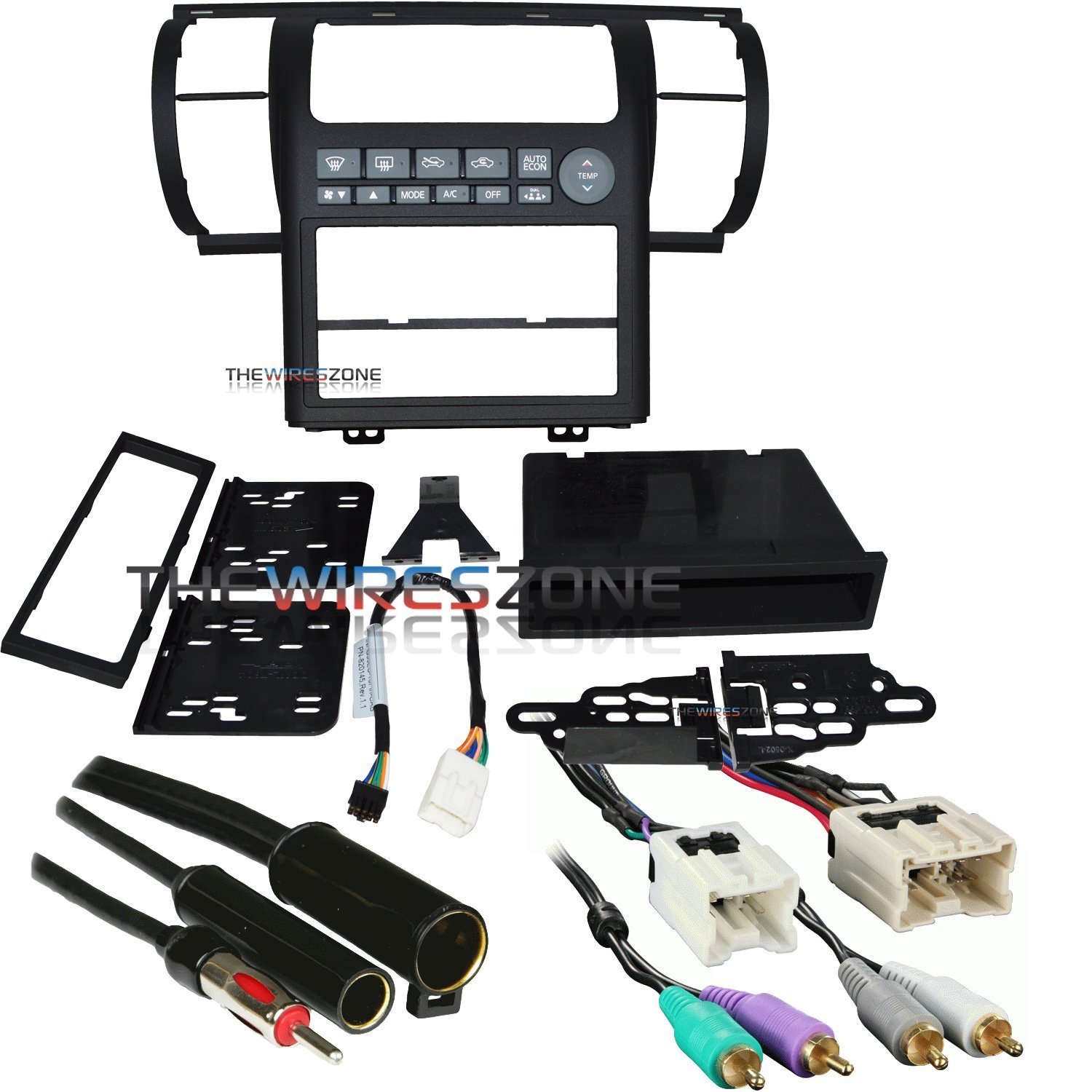 Cheap G35 Dash Find Deals On Line At Alibabacom Audio Wiring Diagram 2003 Infiniti Sedan Get Quotations Metra 99 7604b Black Kit For 03 04 Harness