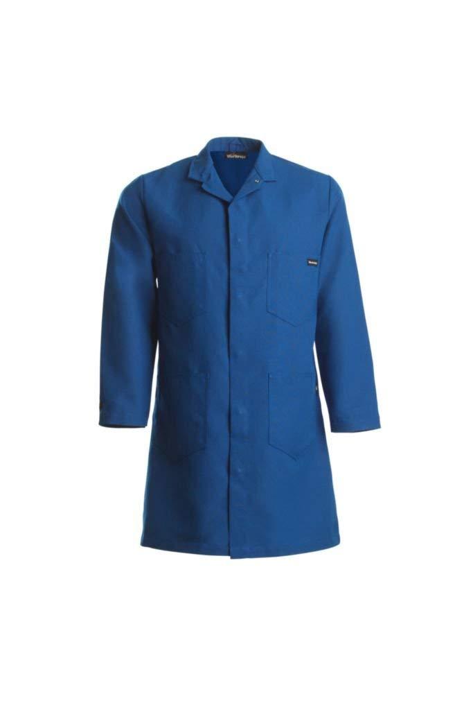 352NX60RB3L0R - 3X-Large, Regular - Workrite FR Nomex Men's Flame Resistant Lab Coat - Each