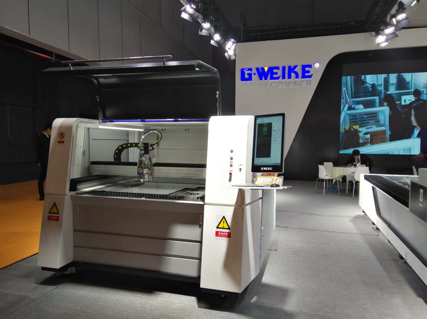 Stainless steel cutting machine laser cutter