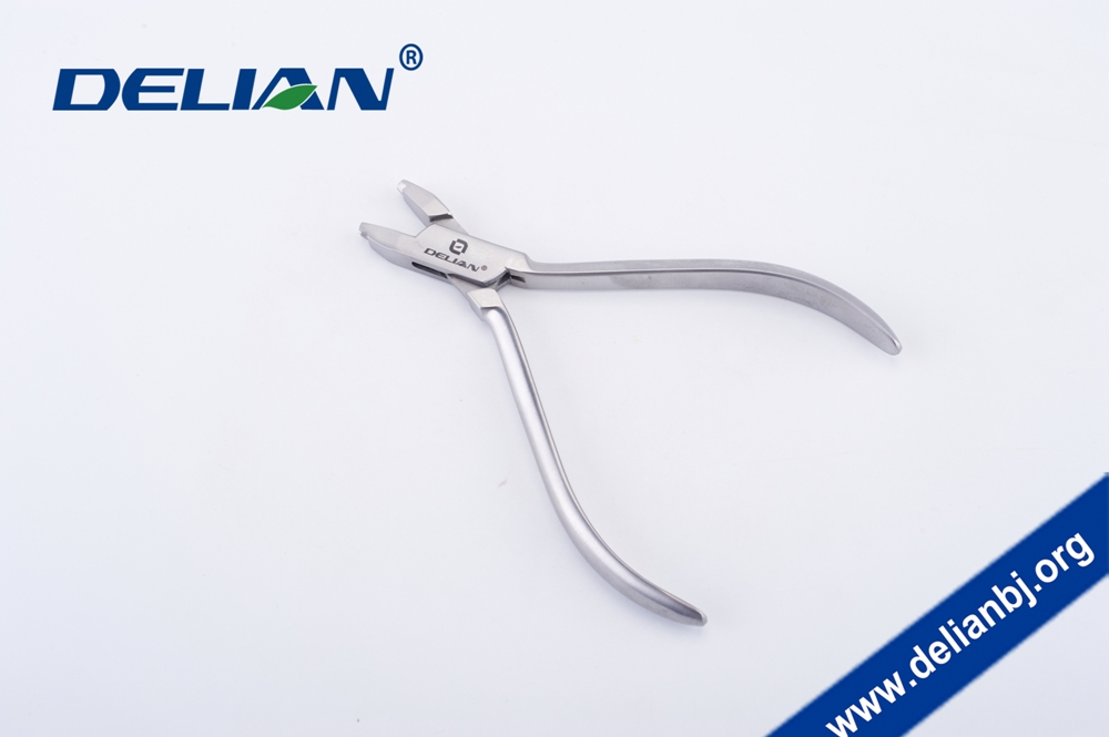 Delian Nance Adams Clasp Forming Pliers Plier for Orthodontics & Prosthetics