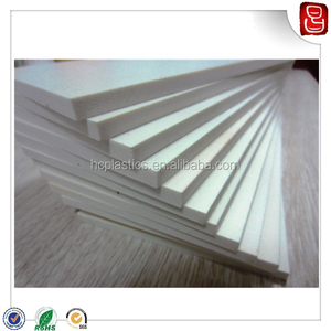 no-lead PVC foam board/waterproof pvc skirting board/pvc barge board