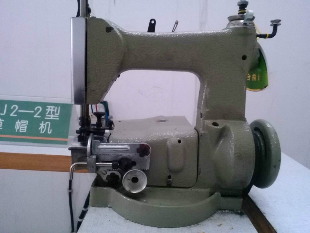 Colorful Straw Hat Women Sewing Machine - Buy Industrial ...