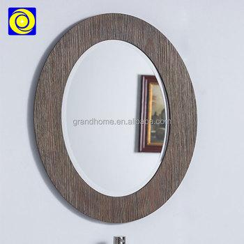 завод винтаж деревенский тик рамки ванная комната настенное зеркало овальные зеркала зеркало в деревянной раме Buy зеркало в деревянной рамезеркало