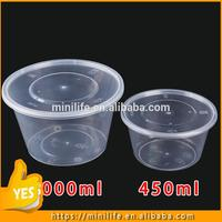Wholesales cheap disposable box, CE Standard uk food packaging supply
