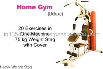 Home Gym Arnold