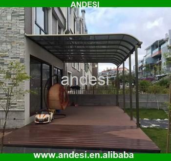Balcony Shelter Aluminum Canopy Sun Shade Patio Cover