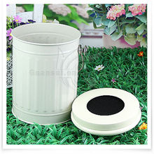Colorful Kitchen Compost garbage waste keeper