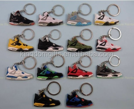Air Yeezy GLOWS Anti-Dust sneaker shoe Key Chain