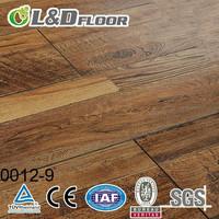 Synchronized V-Groove E1 White Core German Technics Laminate Wood Flooring