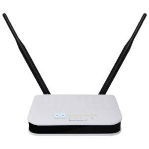 "Premiertek Wm. 8707H Ieee 802.11N Wireless Router . 2.48 Ghz Ism Band . 2 X Antenna . 1.2 Mile Outdoor Range . 300 Mbps Wireless Speed . 4 X Network Port . 1 X Broadband Port . Fast Ethernet Desktop ""Product Type: Wireless Devices/Wireless Routers"""