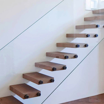 Diy Floating Staircase With Led Strip   Buy Hight Quality Diy  Staircase,Wood Floating Staircase,Led Staircase Light Product On Alibaba.com