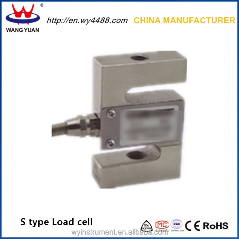One year Warranty 5t capacity S Type load cell