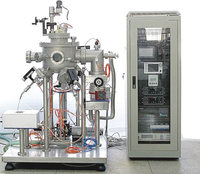 Laboratory Ultra High vacuum Four targets magnetron sputtering system