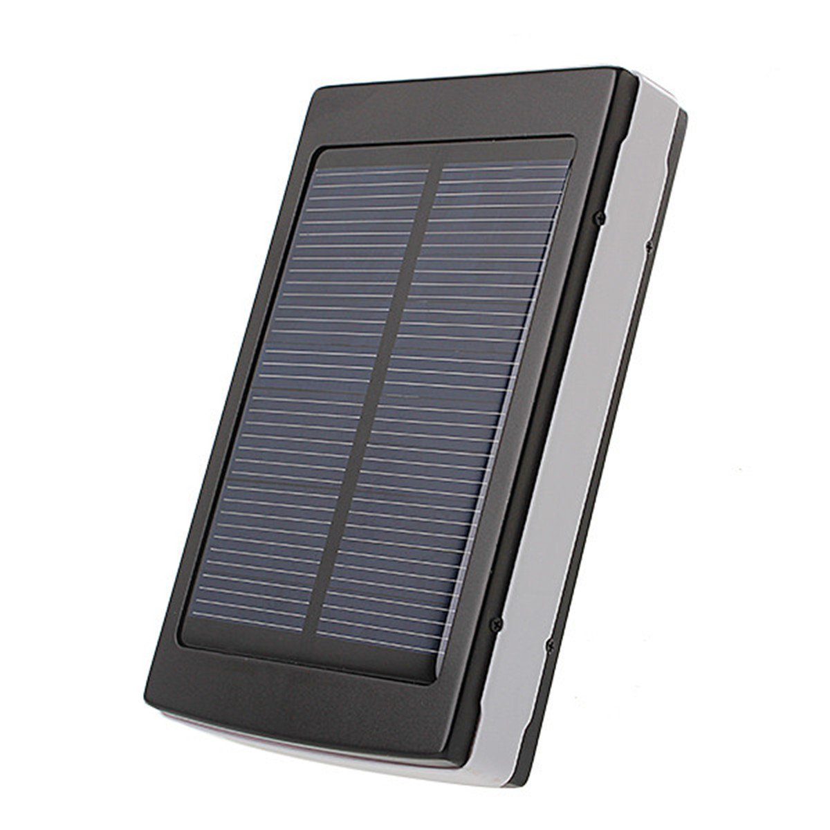 30000mAh Dual USB Portable Solar Battery Charger Power Bank For Cell Phone Samsung Htc Ipad