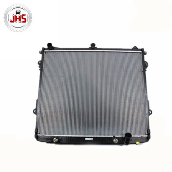 Chinese Supplier Auto Spare Parts Car Engine Cooling Aluminum Radiator  16400-50380 For Land Cruiser Prado Uzj200 - Buy Radiator Support,Aluminium