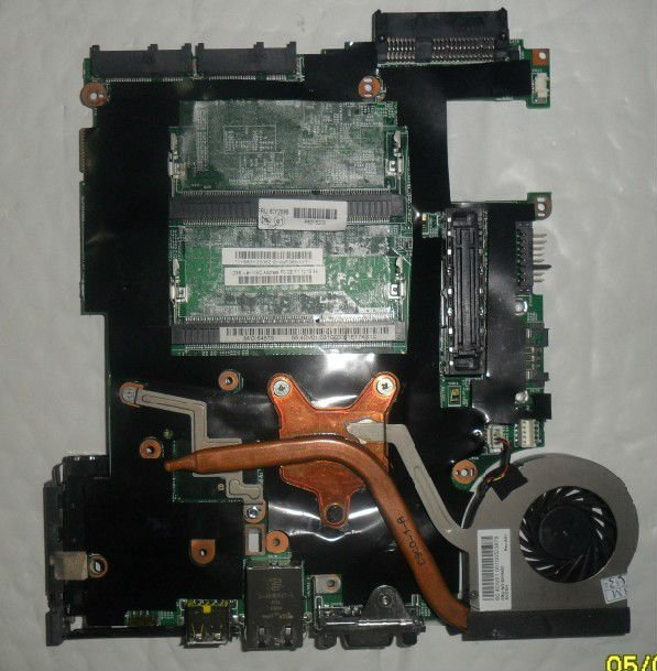 X201 TABLET i7-640LM LV (2.13GHz) MOTHERBOARD SYSTEMBOARD FRU 63Y2086 USE FOR IBM/Thinkpad X201 notebook