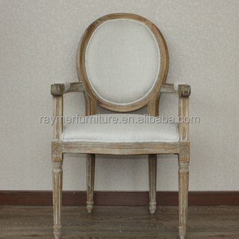 oval back dining chair. Classic French Style Louis Oval Back Dining Chair Wooden Armchair S