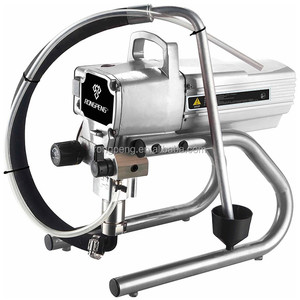 Superior Power Easy Operating Extra Heavy Duty Electric Airless Paint  Sprayer