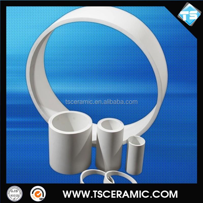 Big Size Industrial Ceramic Al2o3 Ceramic Tube 92 95 96 99 Alumina ...