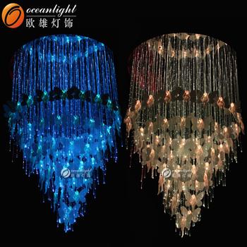 Fiber Optic House Light Ceiling Lights Om099 Gl Lighting Christmas