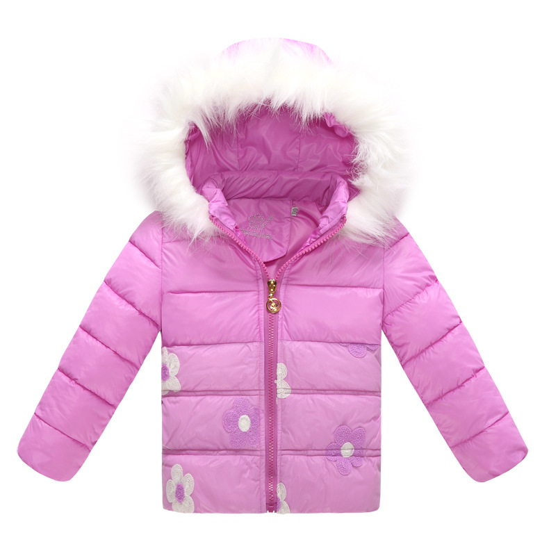 68bd4c4ad Buy New Arrival Girls Winter Hooded Down Coats Kids Fashion Brand Down  Jackets Children Warm Winter Clothing in Cheap Price on Alibaba.com
