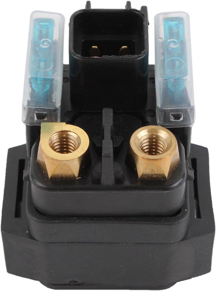 DB Electrical SMU6119 Starter Solenoid Relay Yamaha Raptor 125 YFM125 2011-13, 250 (YFM25) 2008-13