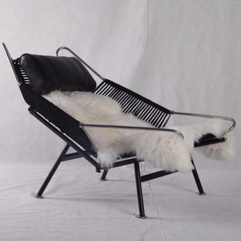 Black Edition Pp225 Hans Wegner Flag Halyard Chair Reproduction - Buy Flag  Halyard Chair Reproduction,Halyard Chair Reproduction,Flag Halyard Chair