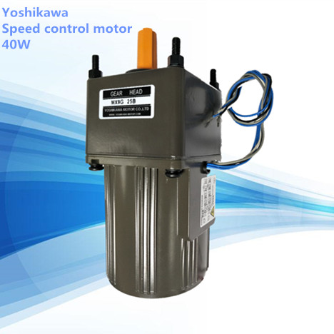 AC Induction speed control motor single phase motor 40W
