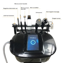 Hot-sale High Frequency Ultrasound Galvanic Microcurrent Face Lift Facial Machine OEM