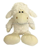 OEM Factory promotional soft lamb plush toy and sheep stuffed toy for child