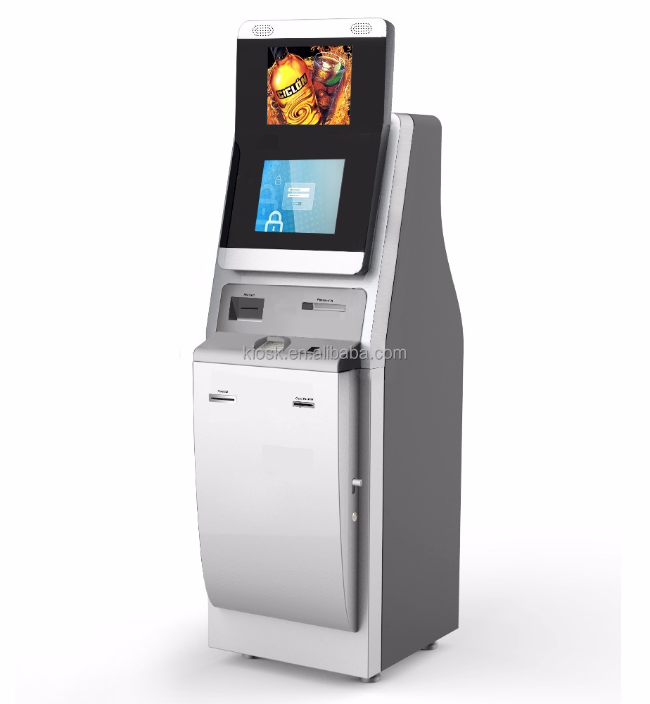 Bitcoin Atm Suppliers And Manufacturers At Alibabacom Self Service Payment Currency Exchange ATM