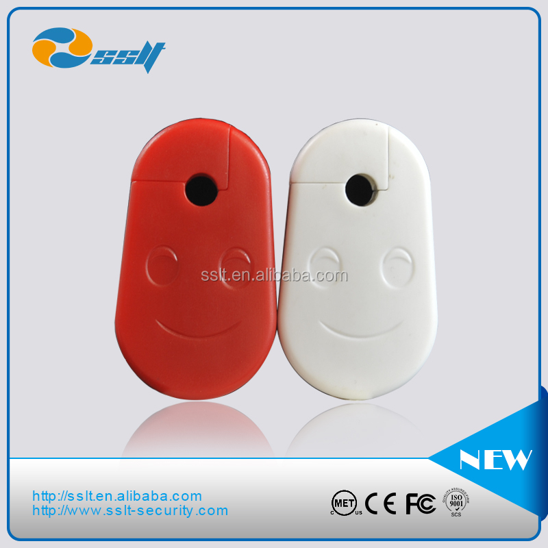 HIgh quality factory supply anti theft EAS stop lock for the end of shelf hook