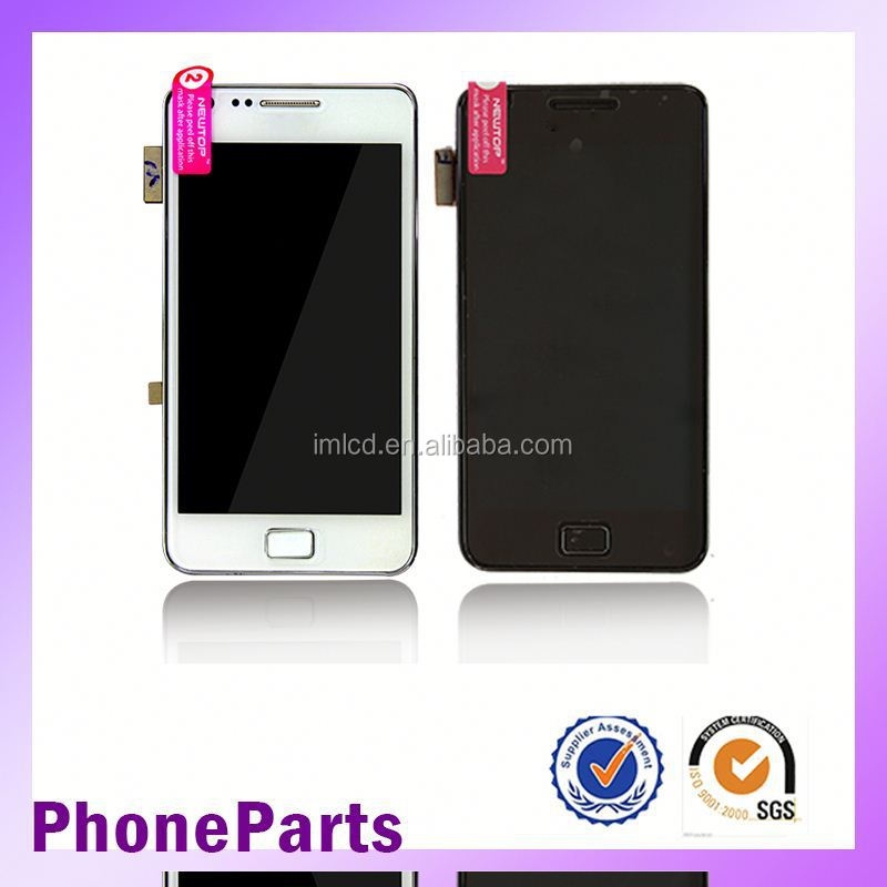 for samsung galaxy s2 i9100 lcd screen + touch panel assembly