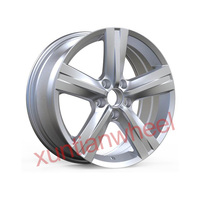 17 inch alloy wheels for VW Good Performance High Quality with Competitive Price