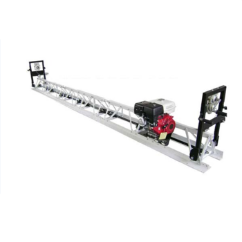 Super Efficient Frame Type Concrete Road Vibratory Truss Screed Machine/Roll Leveling Machine