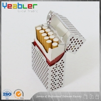 Creative design cigarette pack holders With PLC Controlled Program