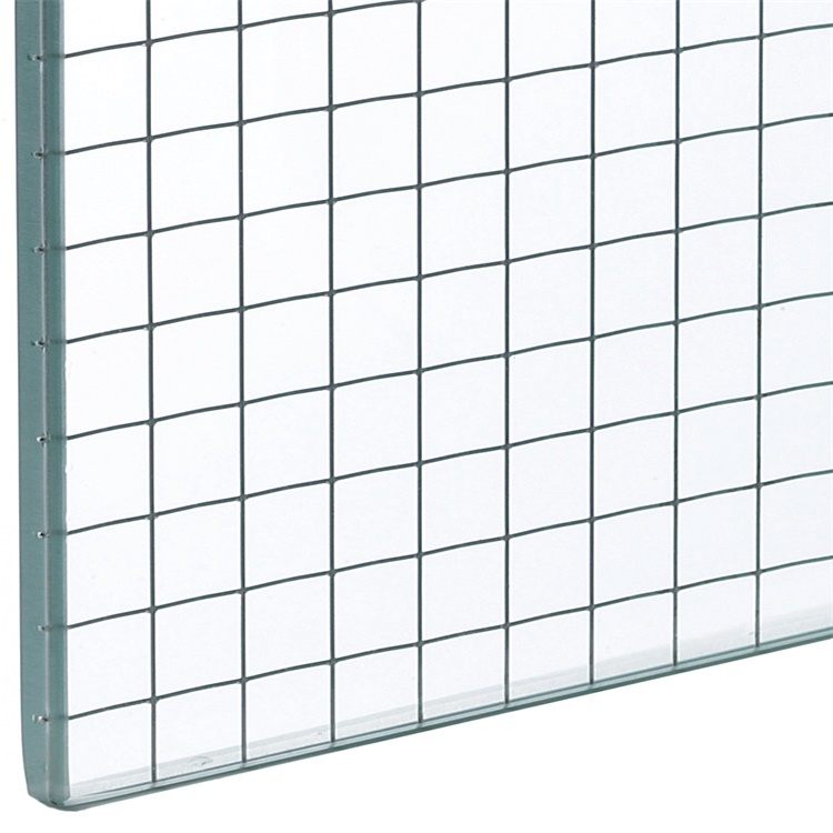 6mm 8mm Good Quality Clear Wire Mesh Glass Panels Laminated ...