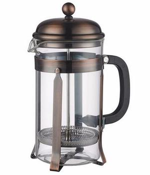 Amazon Hot Sale 1 liter, French Press Coffee Maker