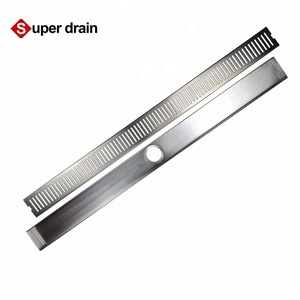 China shower size kitchen accessories drawing p trap plastic outdoor pvc pipe fitting Brass floor drain with watermark standard