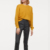 Fall and Winter Heavy Knitted Pullover Dropped Shoulders Womens Design Sweater